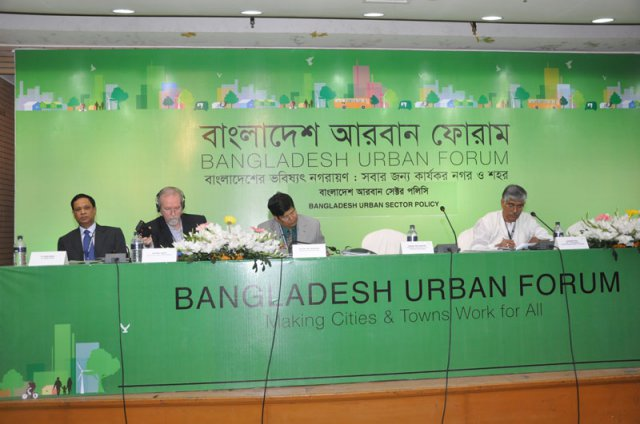 Urban Sector Policy